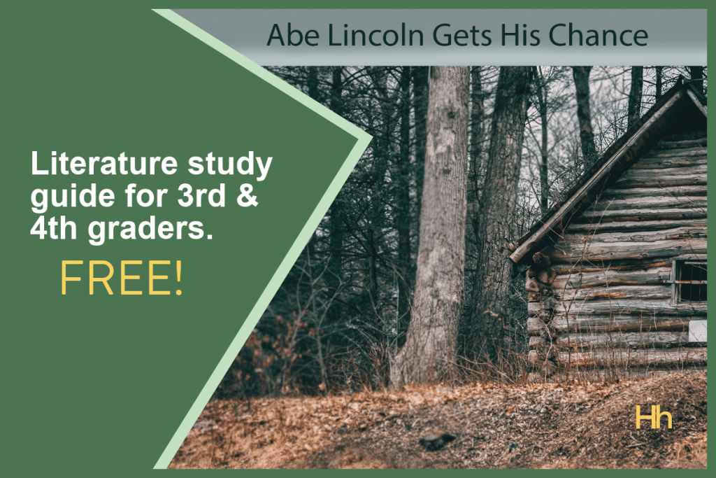 Abe Lincoln Gets His Chance. Free study guide and answer key