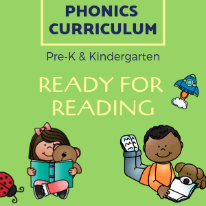 Homeschool Curriculum Review: Ready for Reading