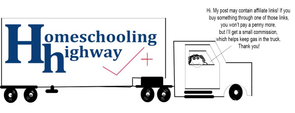 HomeschoolingHighway.com truck image for affiliate disclosure