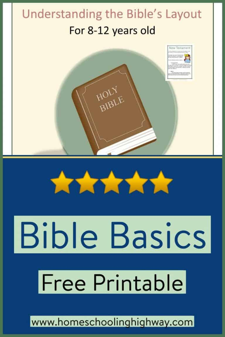 Bible Basics One