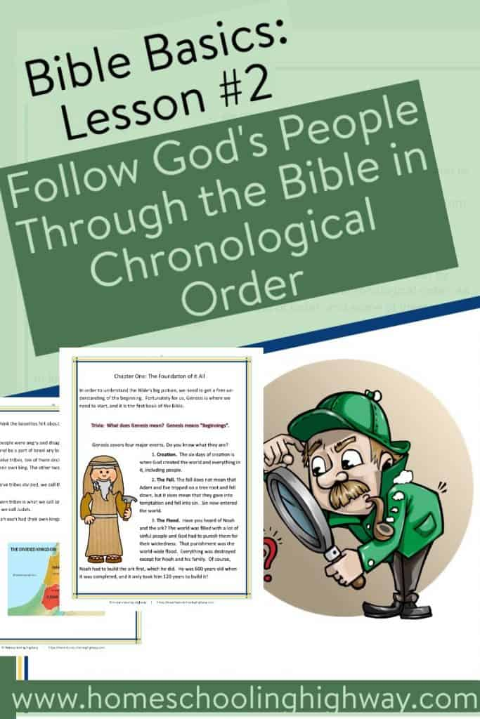 Follow God's people through the Bible with this children's workbook. Perfect for homeschool or Sunday school kids.