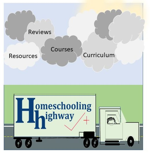 Grab button for Homeschooling Highway