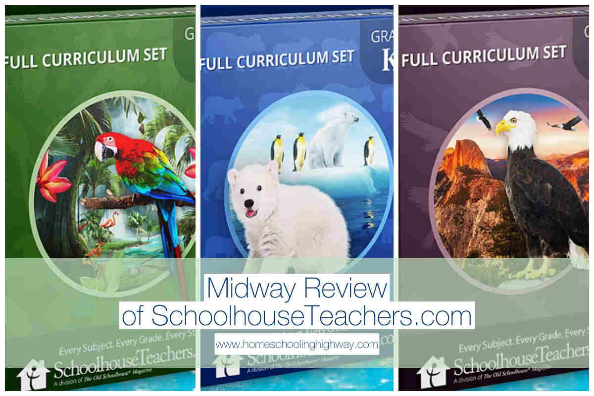 midway review post of schoolhouseteachers.com for the homeschool review crew