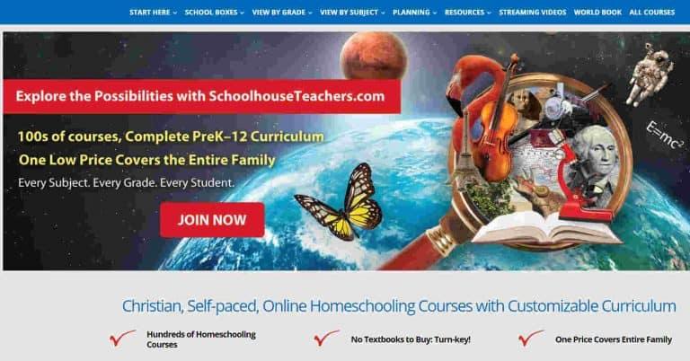 Unboxing: SchoolhouseTeachers.com
