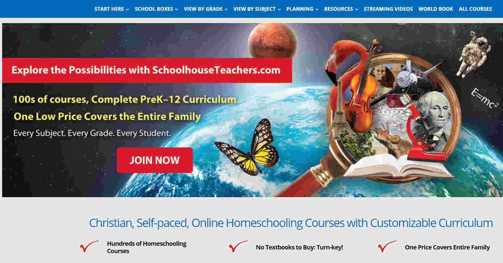 homepage pictures for schoolhouseteachers.com