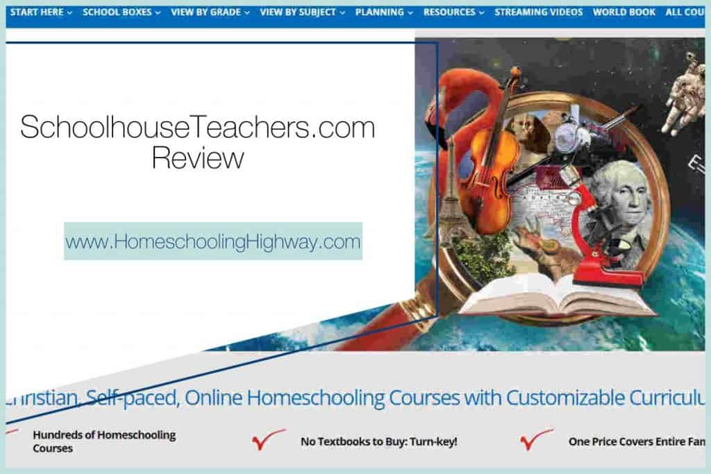 Review of SchoolhouseTeachers.com