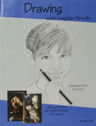 Book cover image from ARTistic Pursuits Drawing with Graphite Pencils