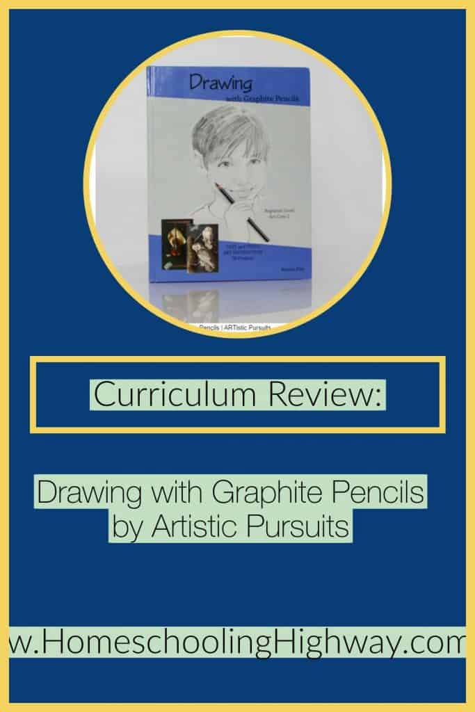 Drawing with Graphite Pencils, Beginning Level from ARTistic Pursuits