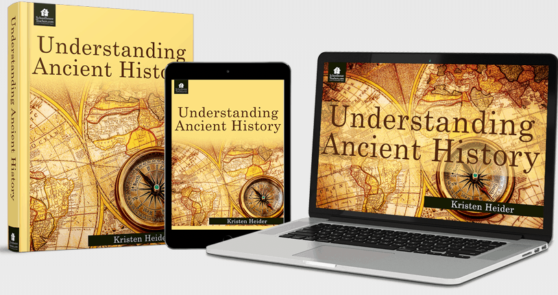 Understanding Ancient History book cover image
