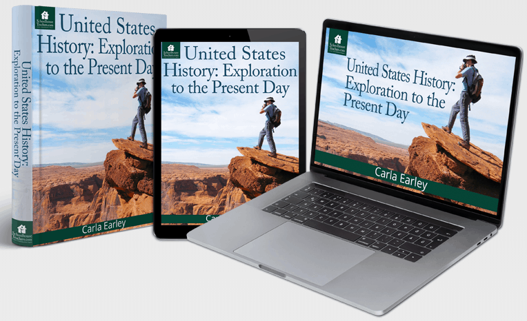 United States History book cover