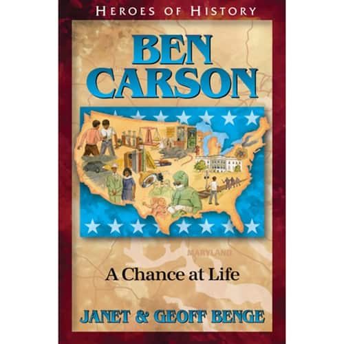 Ben Carson book cover from YWAM