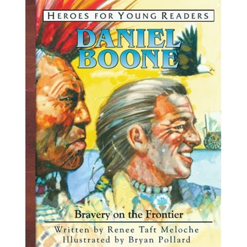 Daniel Boone Book Cover Image