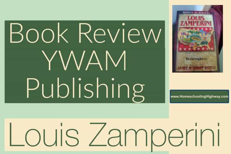Book Review: YWAM's Heroes of History, Louis Zamperini: Redemption