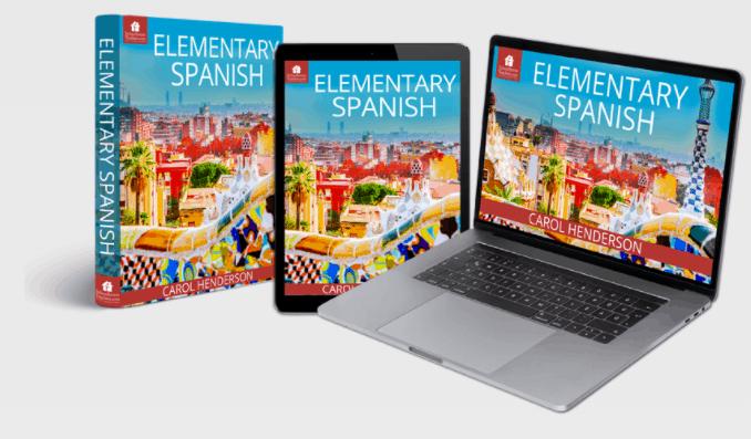 Elementary Spanish from schoolhouseteachers.com