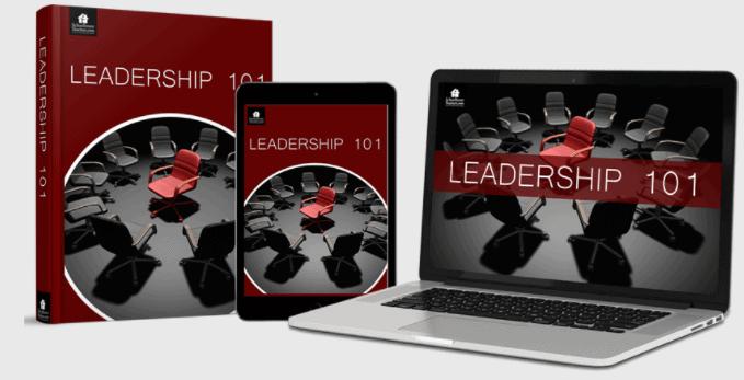 Leadership 101 from schoolhouseteachers.com