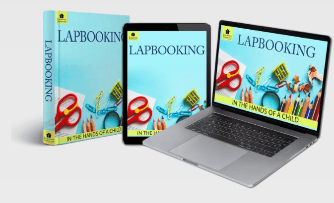 Lapbooking class from schoolhouseteachers.com