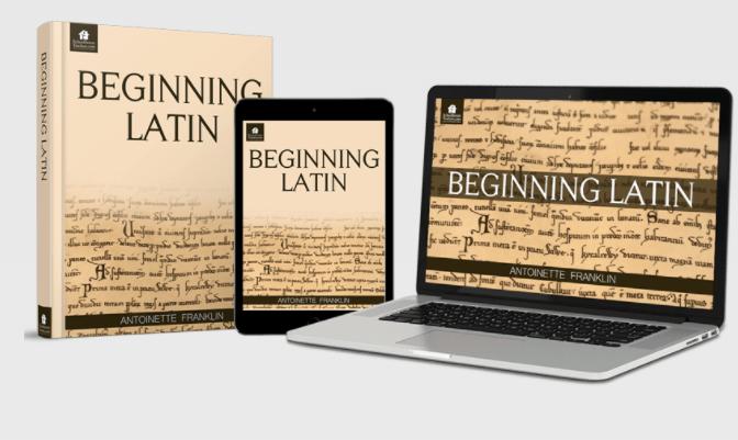 Beginning Latin from schoolhouseteachers.com