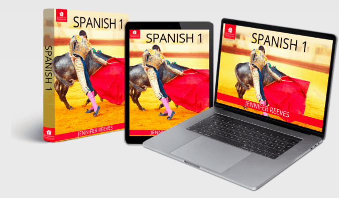 Spanish I from SchoolhouseTeachers.com