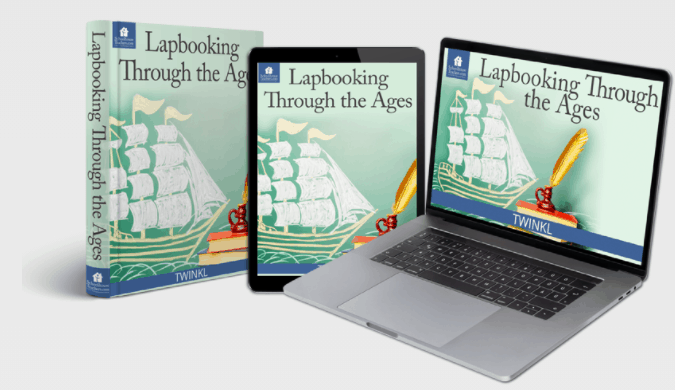 Lapbooking through the ages from schoolhouseteachers.com