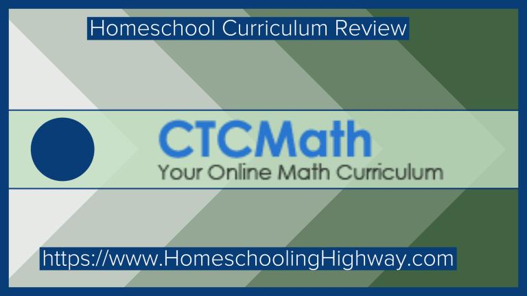 Curriculum Review: CTCMath