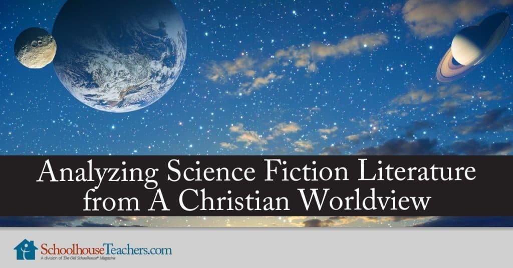 Science fiction literature from schoolhouseteachers.com
