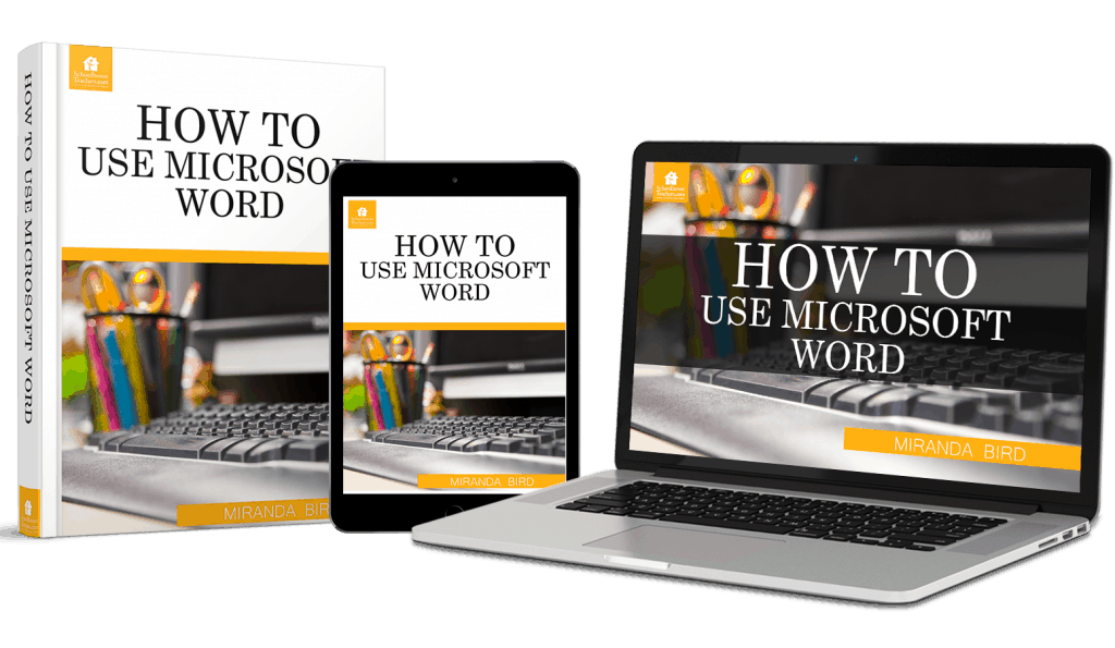 How to use Microsoft Word class from schoolhouseteachers.com