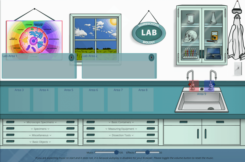 Greg Landry's virtual lab