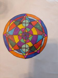 Creating a Masterpiece Rose Window Project