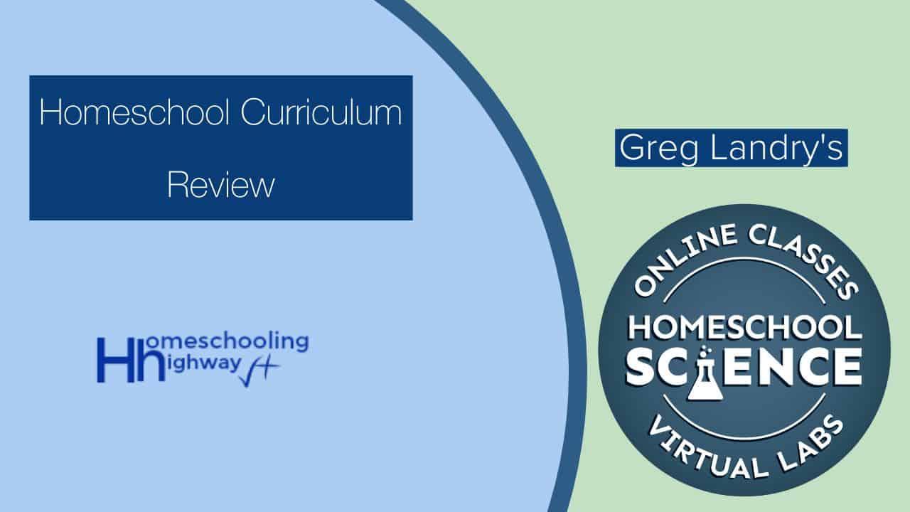Review of Homeschool Virtual Science Lab