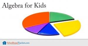 Algebra for Kids