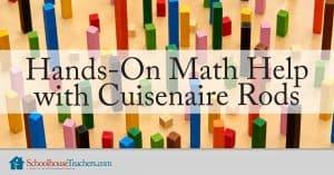 Hands-on Math Help from SchoolhouseTeachers.com