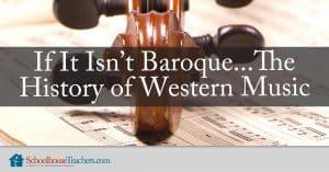 If it Isn't Baroque Class