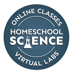 Greg Landry's Homeschool Virtual Science Lab Logo