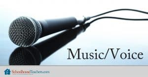 Music and Voice Class