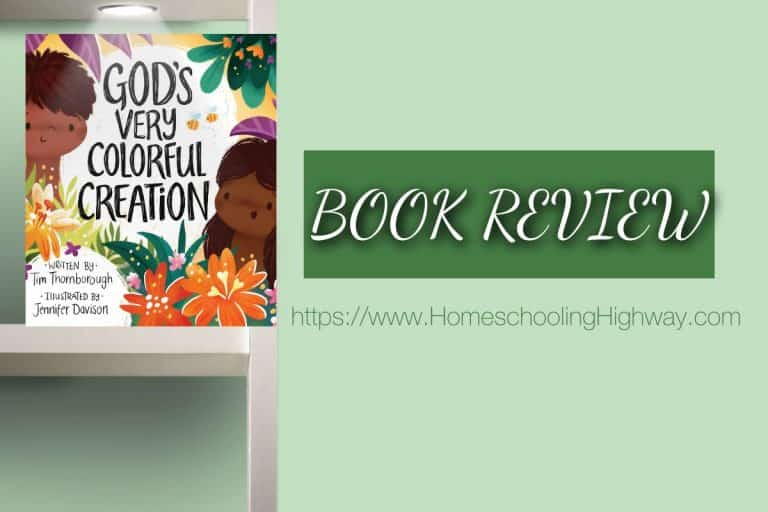 Book Review: God's Very Colorful Creation