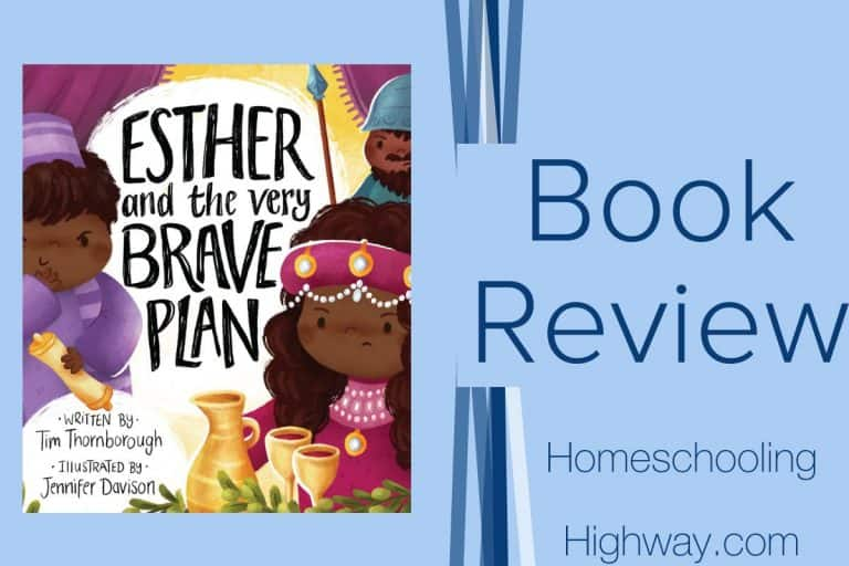 Book Review: Esther and the Very Brave Plan