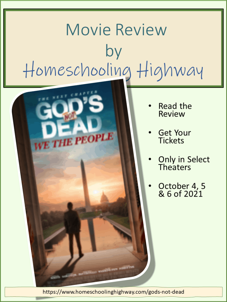 God's Not Dead: We the People (A Movie Review)