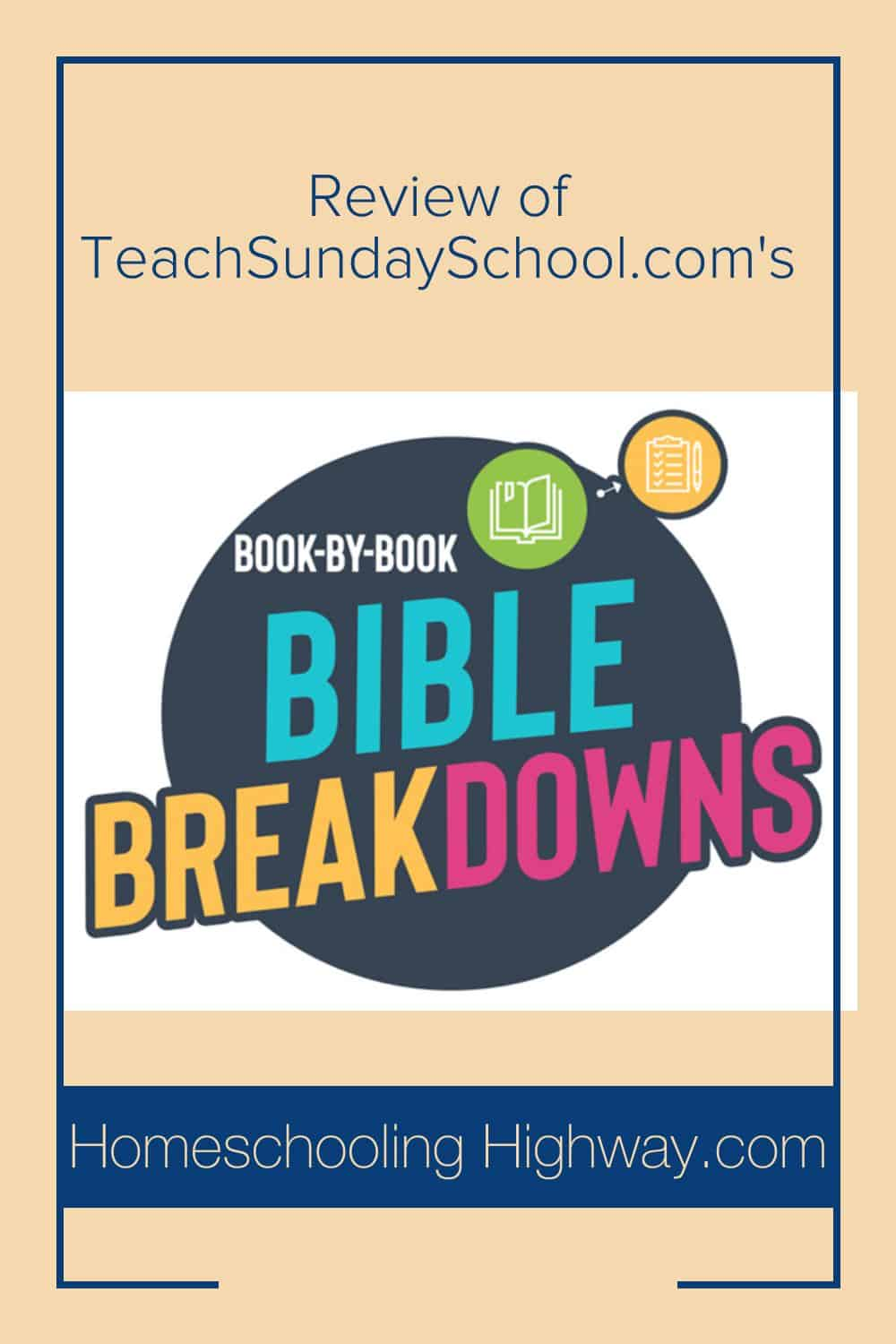 Bible Breakdowns: A Biblical Product Review